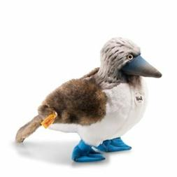 Steiff 063749 Bobby the Blue-Footed Booby 24 cm / 9 inch - S