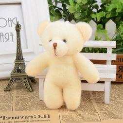 1 Pcs Cute Stuffed Animals Plush DIY Conjoined Bear Festival