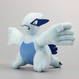 1 Piece Pokemon Lugia Plush Toy Stuffed Animals Doll Gift 14