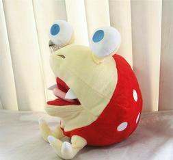 "10"" Bulborb Chappy Pikmin Plush Doll Figure Stuffed Animals"