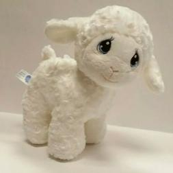 10 Inch Precious Moments Luffie Lamb Wind-Up Musical Plush A