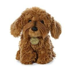 11 miyoni labradoodle plush toy stuffed animal