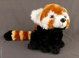 "WILD REPUBLIC 11"" Red Panda Plush Stuffed Animal Toy"