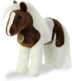 12 Inch Miyoni Paint Horse Plush Stuffed Animal by Aurora