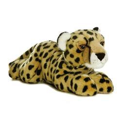12 Cheetah Plush Stuffed Animal Toy