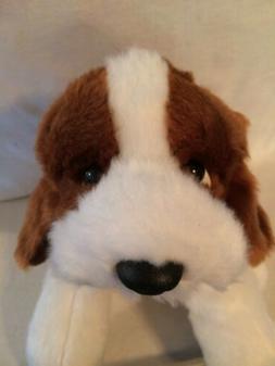 12 Inch Flopsie Basset Hound Dog Plush Stuffed Animal by Aur