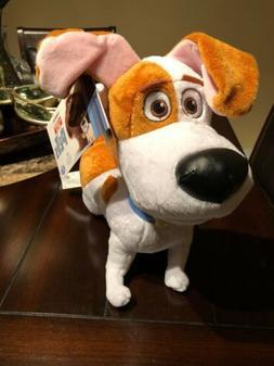 "12"" Max Dog The Secret Life Of Pets Stuffed Animal Plush Toy"