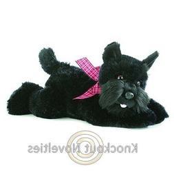 """12"""" Mr. Nick Scotty Dog Flopsie Toy Cuddle Fun Animal"""