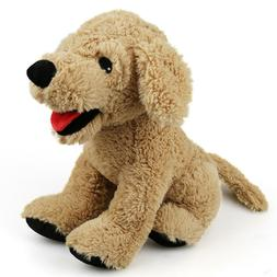 12'' Plush Dog Puppy Stuffed Animals Soft Cuddly Golden Retr