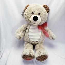 "14"" Easter Bear Stuffed Animal Plush NEW Super Soft"