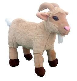 "15"" Billy Goat Plush Stuffed Animal Toy"