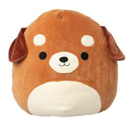 Squishmallow 16in Big Squishy Dog Stuffed Animal Plush Pillo