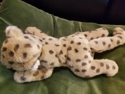 "1833.1 Anita Cheetah 15"" by Douglas Cuddle Toys Toy RARE C"