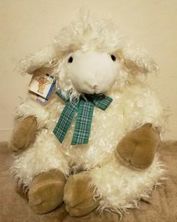 """🧸Mary Meyer🐑 1991 Lambeau 11"""" Lamb Plush Stuffed Toy N"""