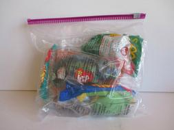 "1999 McDONALD'S TY BEANIE BABIES ASSORTMENT OF ""5"" - NEW - F"