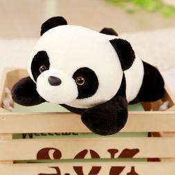 1pc 30cm Cute Papa Panda Doll Soft Plush Toys Gift for Child