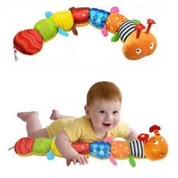 1pc <font><b>Baby</b></font> Toy Musical Caterpillar Rattle