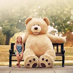 1pc Huge Size 260cm American <font><b>Giant</b></font> Bear