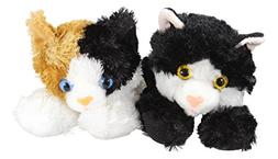 "Aurora 31279, 16625 8"" Domestic Cats - Esmerelda and Maynard"