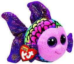 7caecdd73ab 2017 Release Ty Beanie Boos FLIPPY multi-colored Fish 7