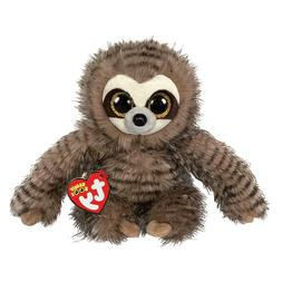 "2019 TY Beanie Boos 6"" SULLY the Sloth Stuffed Animal Plush"