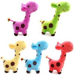 2019 New Kawaii Plush Giraffe <font><b>Stuffed</b></font> <f