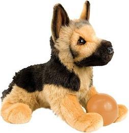 Cuddle Toys 2058 41 cm Long General German Shepherd Plush To