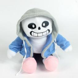 22cm  Undertale Sans Plush Stuffed Doll Toy Hugger Cushion C
