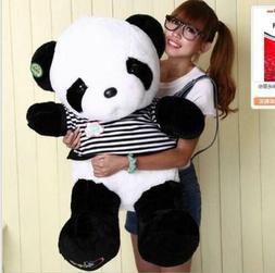 """23"""" Giant Big Panda Teddy Bear Plush Soft Toys Doll Stuffed"""