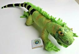 """23"""" Iguana Plush Realistic animal plush"""