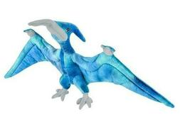 "24"" Pteranodon Dinosaur Plush Stuffed Animal Jurassic Blue F"