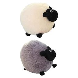 25cm 30cm Small Sheep Doll Cute Innovative <font><b>Super</b