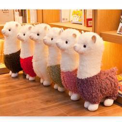25cm Alpaca Plush <font><b>Toys</b></font> 6 Colors Cute <fo