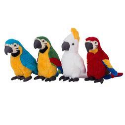 25cm simulation plush parrot bird plush <font><b>stuffed</b>