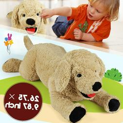 27 large plush dog stuffed animals toys