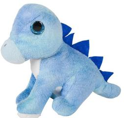 "3.5"" Stegasaurus Dinosaur Plush Stuffed Animal Jurassic Dino"