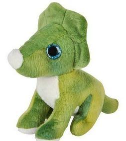 "3.5"" Triceratops Baby Dinosaur Plush Stuffed Animal Jurassic"