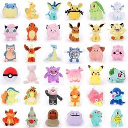 39 Styles15-25cm Pikachu <font><b>Anime</b></font> <font><b>