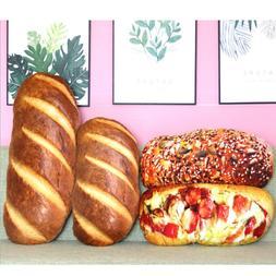 3D Simulation Bread <font><b>Plush</b></font> Toys 20/30/40