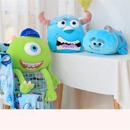 3pcs/<font><b>set</b></font> 40/45/60cm Funny Monsters Inc M