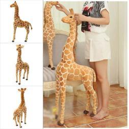 40''/100cm Giraffe Doll Big Plush Giant Large Soft Kid Gift