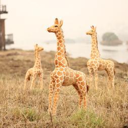 "40"" Big Plush Giraffe Toy Doll Giant Large Stuffed Animals S"