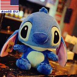 40CM Giant Large Big Lilo Stitch Stuffed Animals Plush Baby
