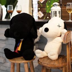45-75cm Lovely Cartoon Snoopy Plush Doll Toys Kawaii <font><