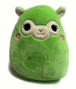 Squishmallow 5 Inch Green Alpaca Plush Super Soft Squishy St