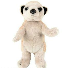 "5"" Meerkat Small World Plush Stuffed Animal Soft Baby"