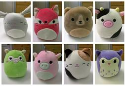 "5"" Small Squishy Squooshems Stuffed Animals Squishmallows So"