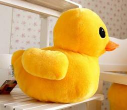 50cm Big yellow duck 1pcs Giant Large Stuffed Animals Soft P