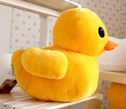 50cm Big yellow duck 1pcs Giant Large Stuffed Animals Soft P