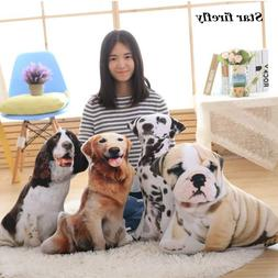 50cm Cute Simulation Dog Plush Toy sharPei Shepherd Dog <fon